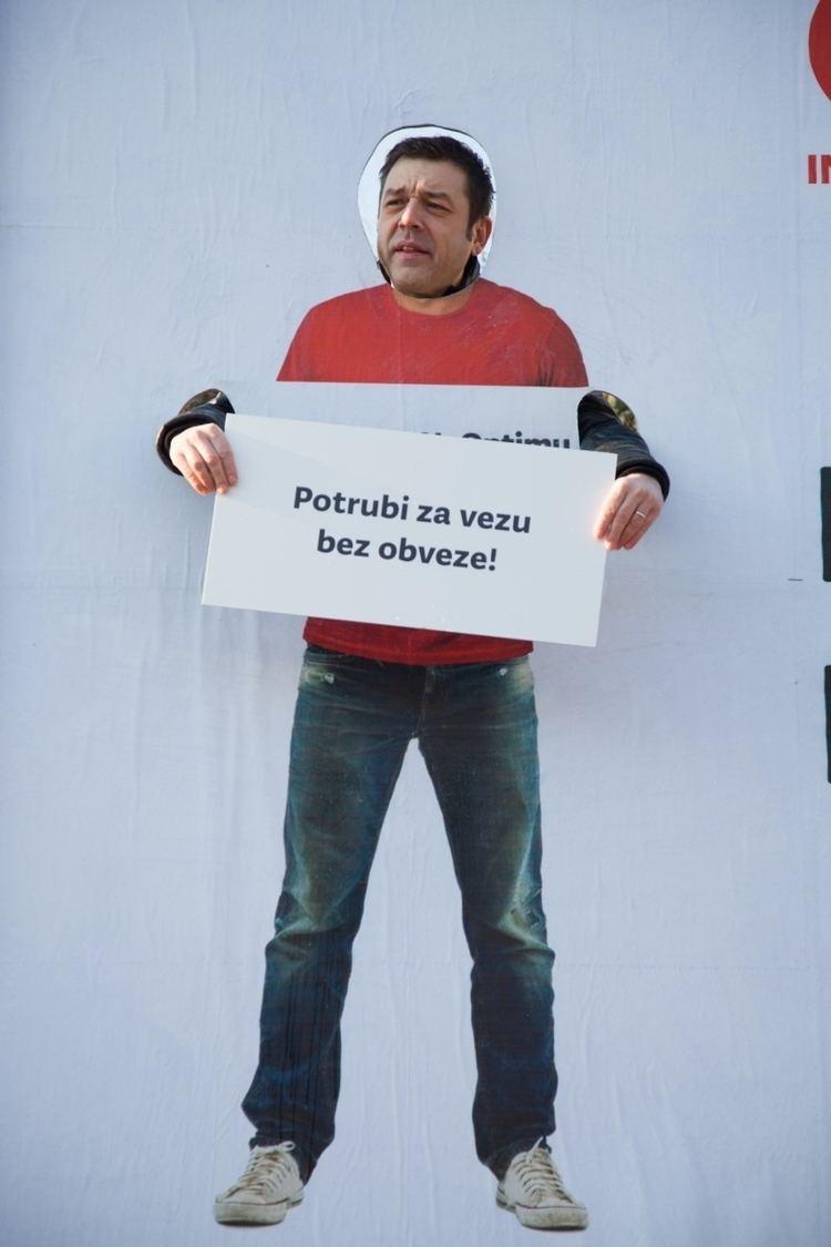 Hrvoje Kečkeš Hrvoje Keke surprises his fellow citizens Media Marketing
