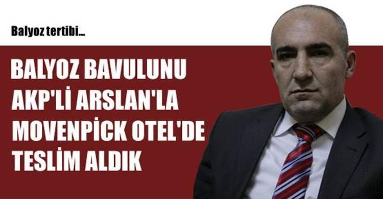 Ihsan Arslan Orhan Aykut STHBARAT ALANI