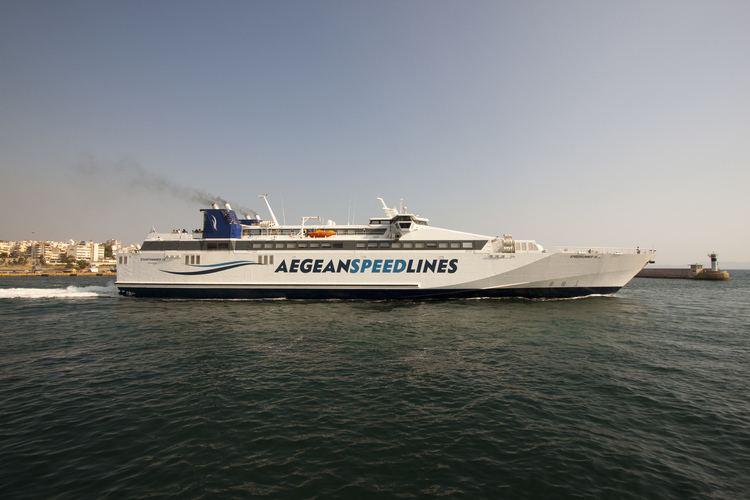 HSC Speedrunner IV HSC Speedrunner IV Piraeus