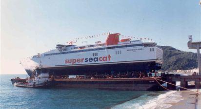 HSC Speedrunner IV HSC Superseacat Four La Spezia