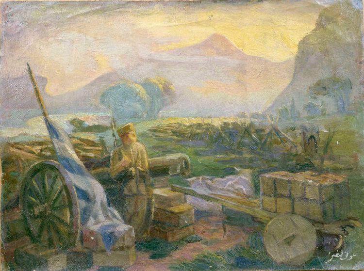 Hüseyin Avni Lifij Avni Lifij Painting161