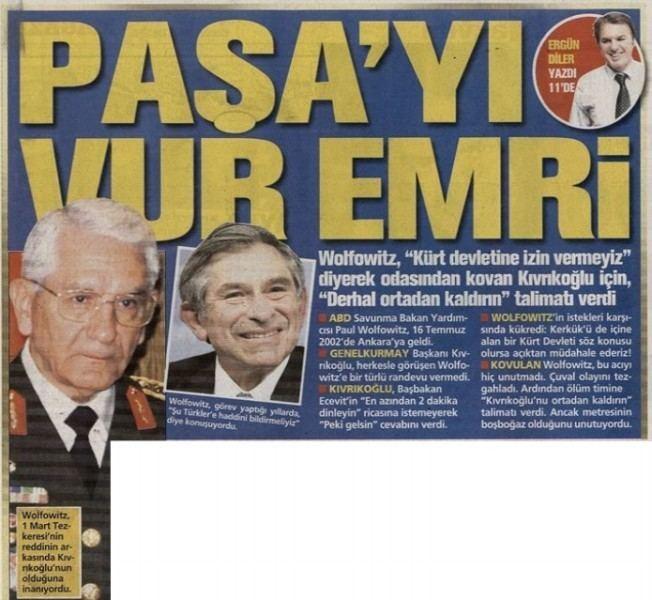Hüseyin Kıvrıkoğlu aliserdarbolat Org Hseyin Kvrkolu iin lm emri
