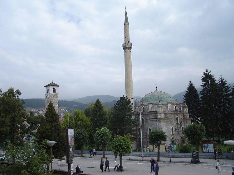 Huseyin Pasha Boljanic