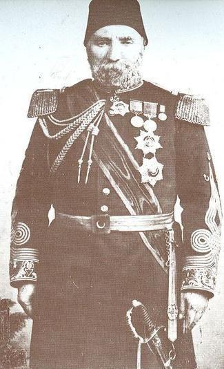 Hüseyin Tevfik Pasha httpsuploadwikimediaorgwikipediacommons77