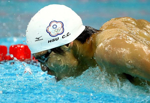 Hsu Chi-chieh Hsu ChiChieh Photos Photos Olympics Day 3 Swimming Zimbio