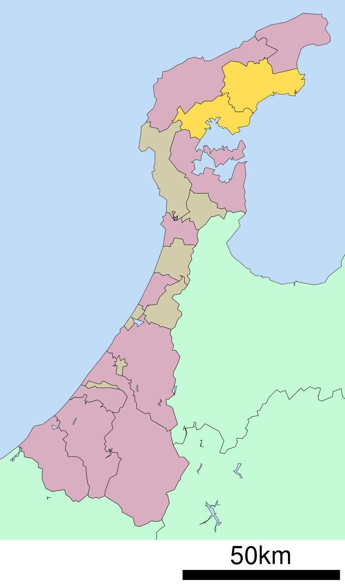 Hōsu District, Ishikawa