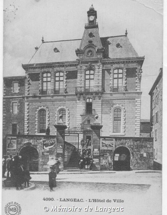 Hôtel de Langeac Mmoire de Langeac Page 15