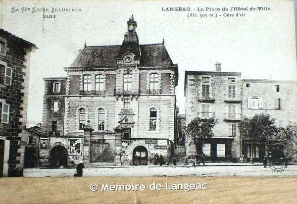 Hôtel de Langeac Mmoire de Langeac Page 19