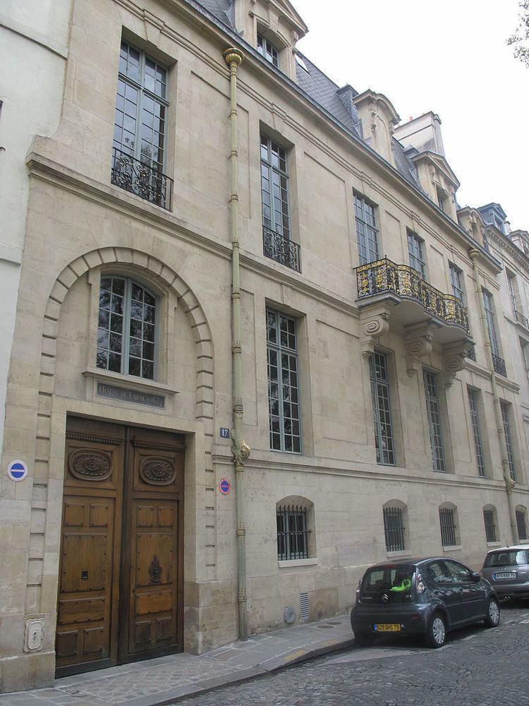 Hôtel de Lauzun