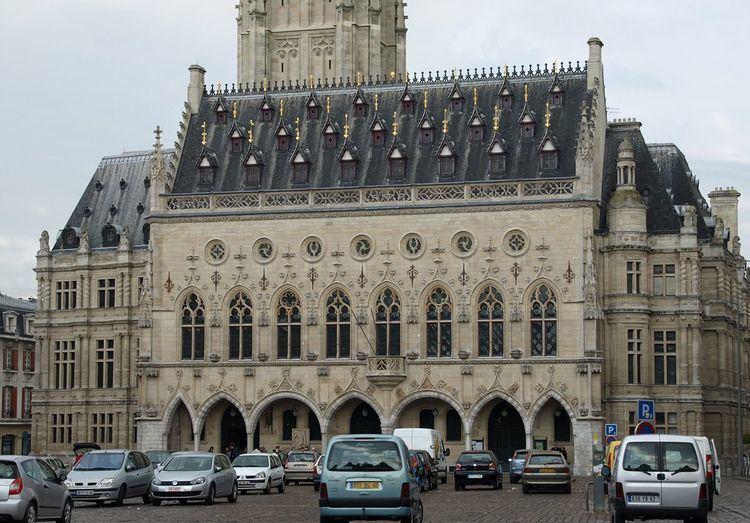 Hôtel de Ville, Arras