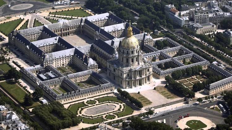 Hôtel des Invalides (film) Htel des invalides film YouTube