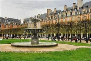 Hôtel des Tournelles The History of Le Marais