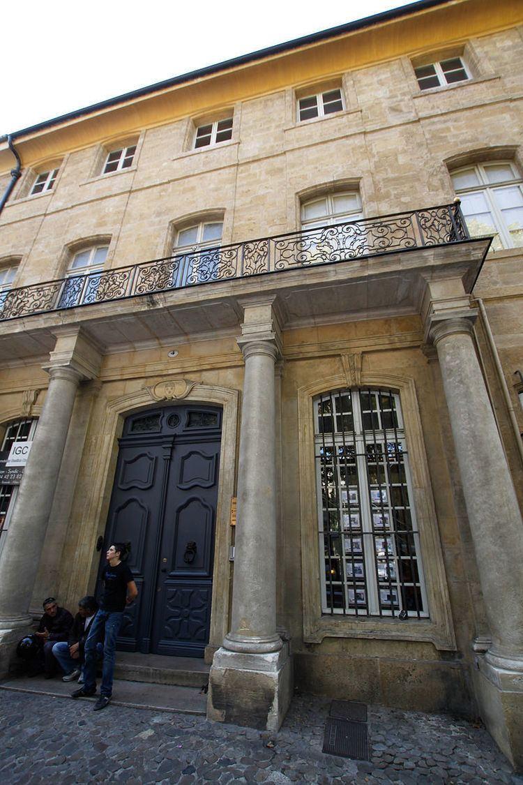 Hôtel d'Esmivy de Moissac