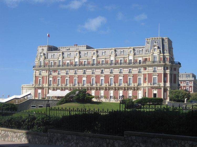 Hôtel du Palais