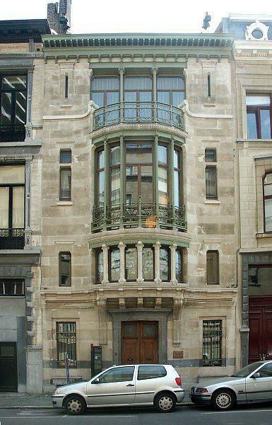 Hôtel Tassel Images of the Hotel Tassel by Victor Horta