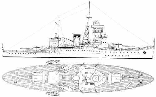 HTMS Thonburi TheBlueprintscom Blueprints gt Ships gt Ships Other gt HTMS