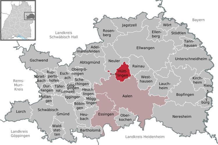 Hüttlingen, Baden-Württemberg