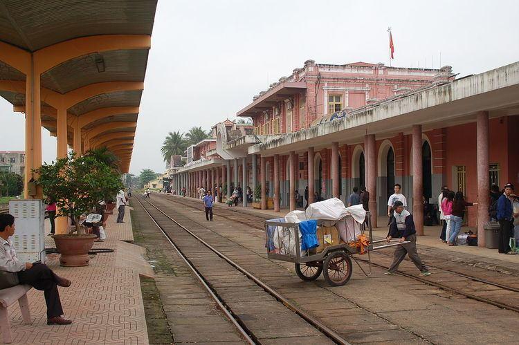 Huế Railway Station