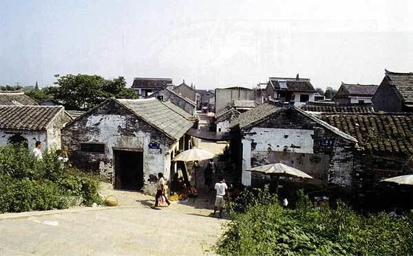 Huaian in the past, History of Huaian