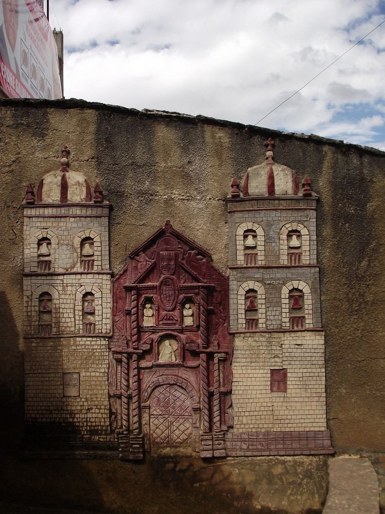 Huancavelica in the past, History of Huancavelica