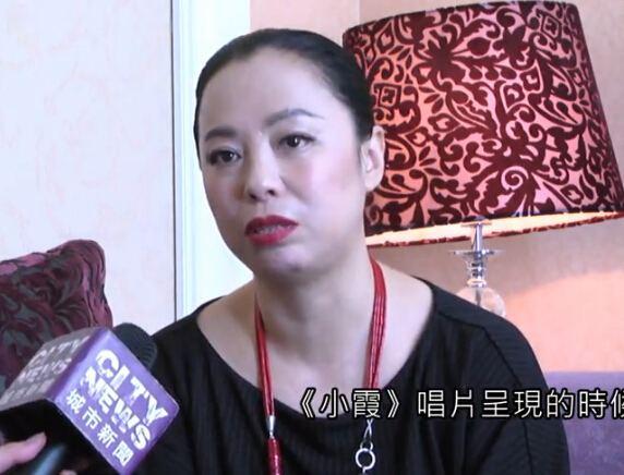 Huang Qishan Christian Celebrity Huang Qishan Sings for God