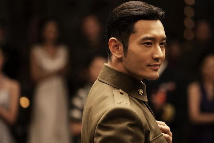 Huang Xiaoming I39m romantic like my character in The Crossing says Huang