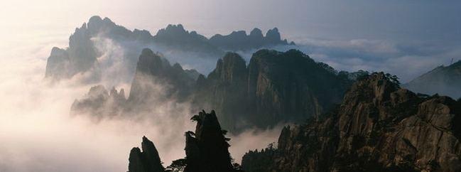 Huangshan Tourist places in Huangshan