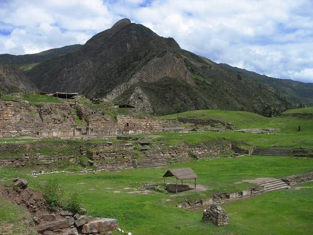 Huaraz in the past, History of Huaraz