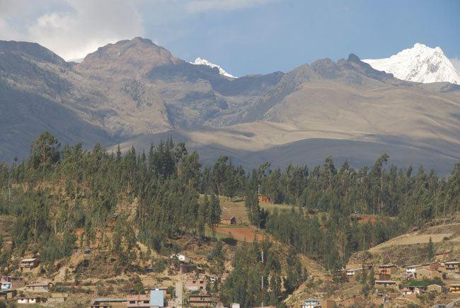 Huaraz Beautiful Landscapes of Huaraz
