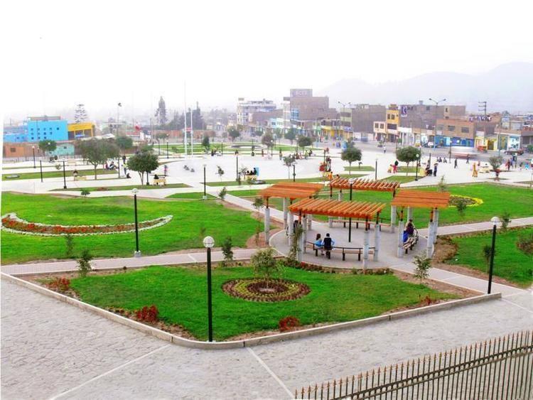 Huaycán Municipalidad Distrital de Ate