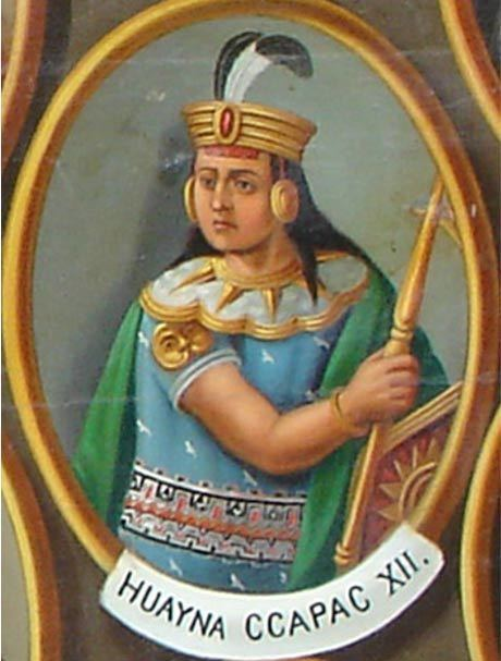 Huayna Capac The War of the Two Brothers The Division and Downfall of the Inca