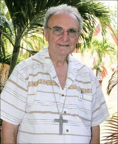 Hubert Coppenrath Tahiti Rfrendum Monseigneur Hubert Coppenrath cre son parti