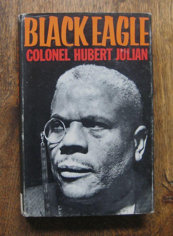 Hubert Julian Black Eagle by Colonel Hubert Julian by TedtiqueBooks on Etsy