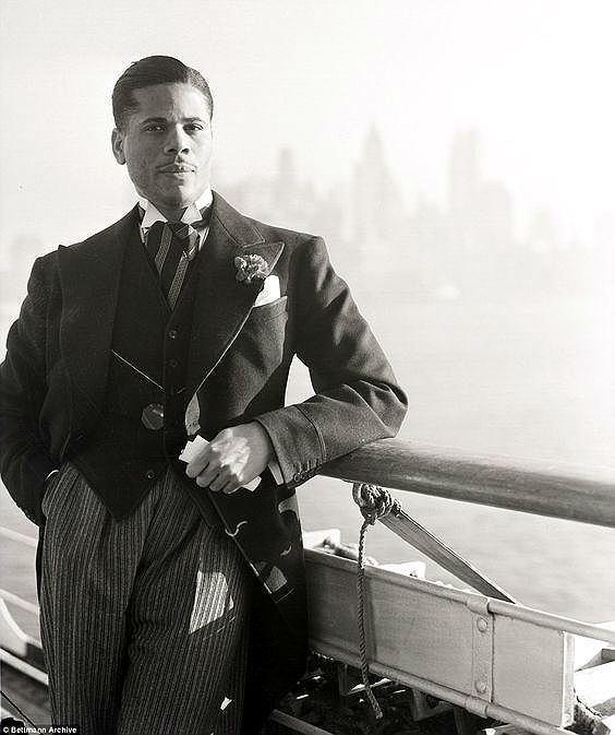 Hubert Julian Hubert Fauntleroy Julian The Black Eagle Of Harlem New York 1937