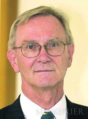 Hubert Markl Konstanz Hubert Markl Der Professor mit der offenen