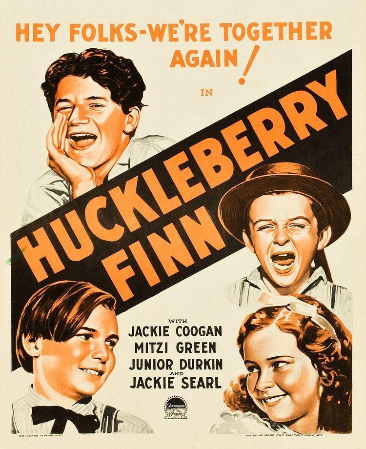 Huckleberry Finn (1931 film) Huckleberry Finn 1931 film Wikipedia