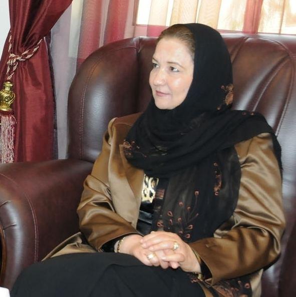 Huda Ben Amer huda2008jpg