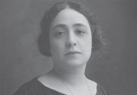 Huda Sha'arawi 1919 Egyptian Feminist Leads Liberation March Womens eNews
