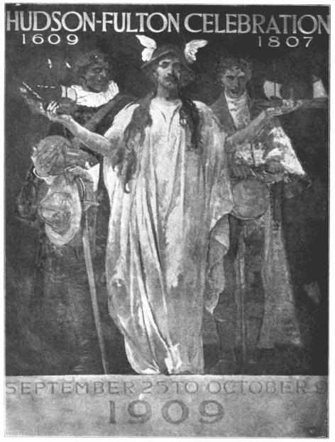 Hudson-Fulton Celebration Popular Science MonthlyVolume 75October 1909The HudsonFulton