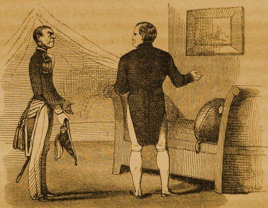Hudson Lowe INSIDE LONGWOOD Napoleon39s captivity in 1816
