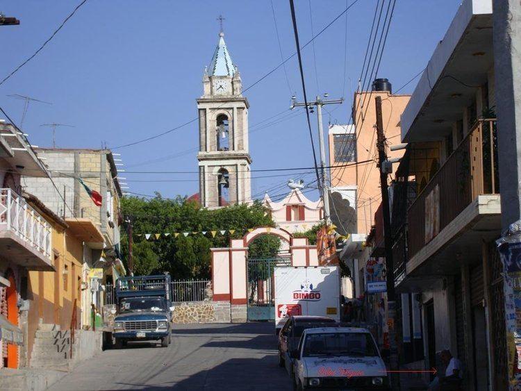 Huehuetlán el Chico Panoramio Photo of Iglesia de Huehuetlan el chico