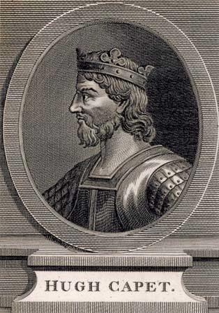 Hugh Capet Hugh Capet king of France Britannicacom