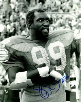 Hugh Green (American football) Hugh Green Signed Photo Autographed NFL Photos