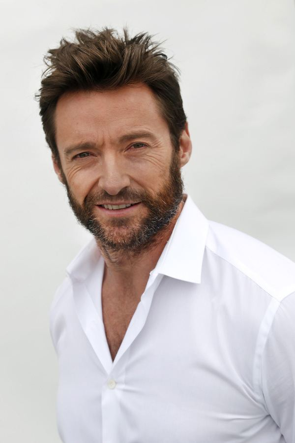 Hugh Jackman Hugh Jackman gets to the heart of 39The Wolverine39 Hero