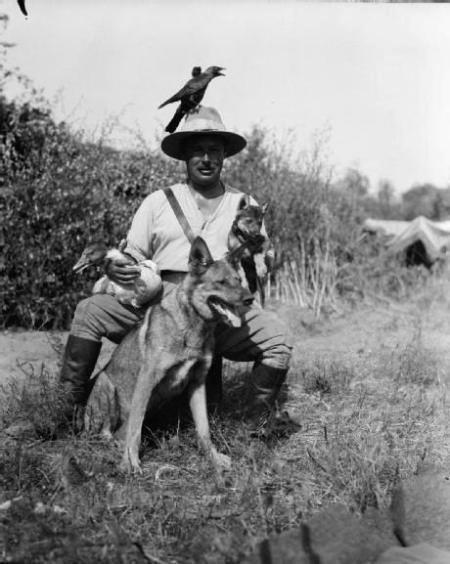 Hugh Lofting Hugh Lofting in the Great War Science Fiction and