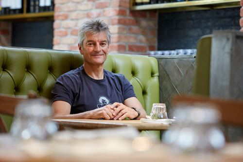 Hugh Osmond The Caterer interview Hugh Osmond The Caterer