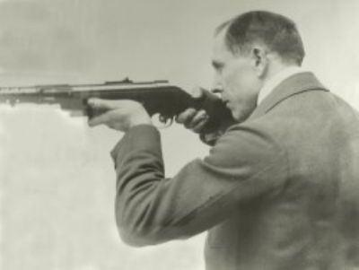 Hugo Schmeisser Hugo Schmeisser The Godfather of the assault rifle