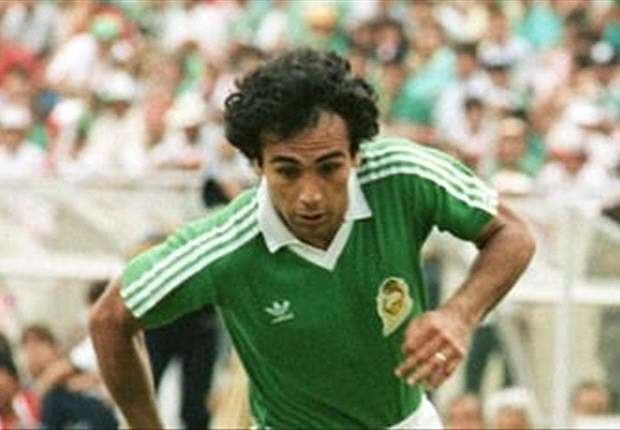 Hugo Sánchez Hugo Sanchez IFFHS BETA