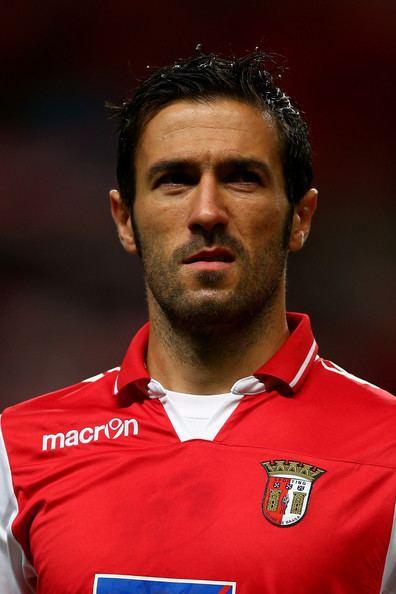 Hugo Viana Hugo Viana Pictures SC Braga v Manchester United UEFA