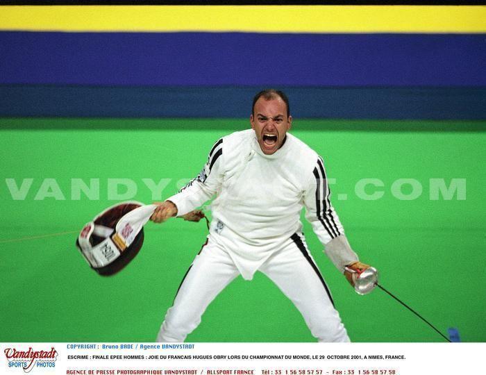 Hugues Obry Photos Escrime hugues obry SportQuick